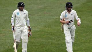 New Zealand tour of Zimbabwe 2016: Tom Latham praises skipper Kane Williamson ahead of 1st Test