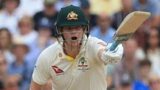 Lehmann blames 'diabolical wickets' for Smith's struggles against left-arm spin