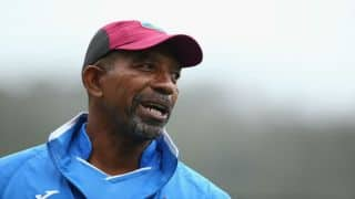 Phil Simmons throws hat in ring for the job of India coach
