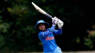 मिताली राज, स्मृति मंधाना की शतकीय साझेदारी की बदौलत भारत ने दक्षिण अफ्रीका को 9 विकेट से हराया