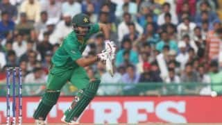 Pakistani cricketer Ahmed Shehzad fined for ball tampering