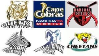 Cricket teams with unusual animal names