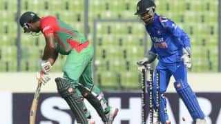 India vs Bangladesh 2014 2nd ODI at Dhaka Live Cricket Score in Bengali: ভারত ৪৭ রানে জয়ী