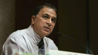 Sunil Gavaskar: MS Dhoni has to bring in changes for next ODI against New Zealand