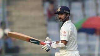 India vs West Indies, Antigua Test: Ajinkya Rahane hits half century leads India's comeback, Score 203/6 at Stumps on Day 1