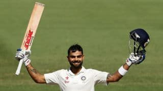 VIDEO: Virat Kohli scores 147 against Australia in 4th Test at Sydney, 2015