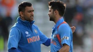 Ian Chappell feels MS Dhoni should be replaced by Virat Kohli as India's captain