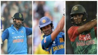 Nidahas Trophy 2018, Points Table and Team Standings