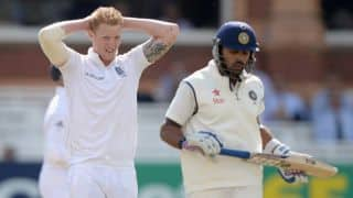India start Day 4 well with Murali Vijay and MS Dhoni in the centre