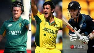 2015 Yearender: CricketCountry's ODI XI of the year