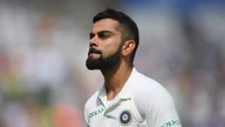 Never give up on us, we won't give up on you either: Virat Kohli to fans