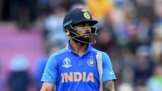MCG fines Virat Kohli INR 500 for washing car with drinking water