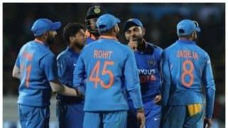 भारत ने ऑस्ट्रेलिया को हरा सीरीज में की 1-1 की बराबरी