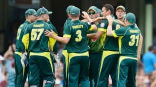Australia vs England, 3rd ODI at Sydney