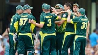 Australia vs England, 3rd ODI at Sydney