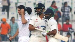 Parthiv Patel's record fifty, India's best win-loss ratio at Mohali and other compelling statistical highlights from 3rd Test