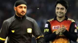 IPL 2018: राशिद खान की फिरकी के मुरीद हुए 'टर्बनेटर' हरभजन सिंह