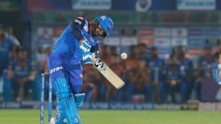 Rishabh Pant breaks his silence on being ignored from India's World Cup squad