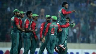 Bangladesh vs Zimbabwe 2015, Live Cricket Score: 1st T20I at Dhaka