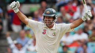 "Ricky Ponting plays like a ""professional"" golfer, says Daniel Popovic"