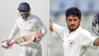 अनाधिकारिक टेस्ट : पांचाल का दोहरा शतक, इंडिया-ए के 540/6