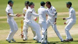 Marsh, Smith put Australia on top