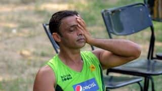 VIDEO: Shoaib Akhtar upset with Indian anchor following India's win over Pakistan in T20 World Cup 2016
