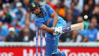 Rohit Sharma scores first century in Sri Lanka, 12th overall