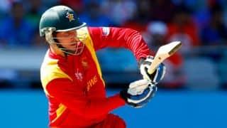 Zimbabwe announce Test squad vs West Indies; Brendan Taylor, Kyle Jarvis return