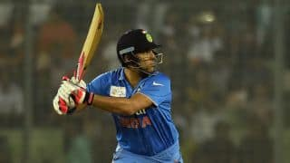 Yuvraj Singh ruled out of T20 World Cup 2016; Manish Pandey added to India squad
