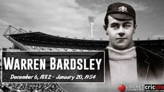 Warren Bardsley: 24 interesting facts about the classy Australian southpaw