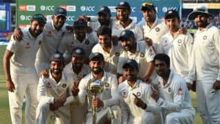 India announce squad for first 2 Tests vs England; Pandya, Jayant included while Gambhir, Nair retained