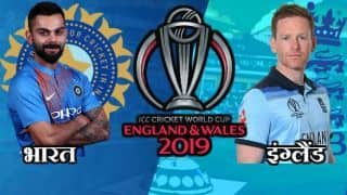 ENG vs IND, Match 38 Cricket World Cup 2019, LIVE streaming: Teams, time in IST and where to watch on TV and online in India