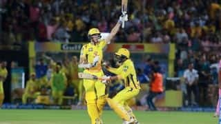 IPL 2019, Royals vs Super Kings: Chennai prevail over Rajasthan after last-over drama