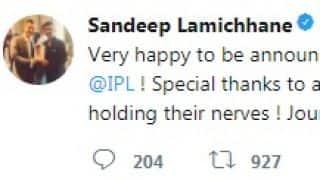IPL Auction 2018: Sandeep Lamichhane, Ben Stokes, Brendon McCullum respond to their selection