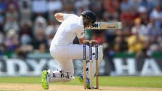 England lose Joe Root, but Ian Bell ensures advantage against India on Day 2 of 3rd Test at Southampton