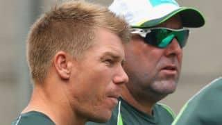 David Warner keen to play as Australia captain, says head coach Darren Lehmann