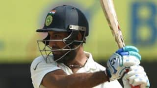 India vs New Zealand, 3rd Test: Cheteshwar Pujara, Gautam Gambhir help hosts set 475-run target