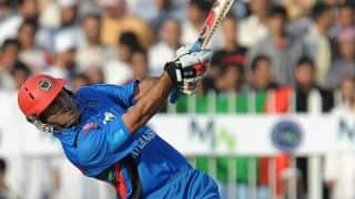 Afghanistan vs Sri Lanka Asia Cup 2014 Match 7: Mohammad Nabi leads Aghanistan's fightback