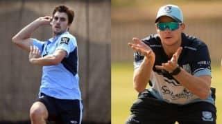 Smith, Cummins prep Sydney Sixers for Melbourne Renegades semi-final showdown
