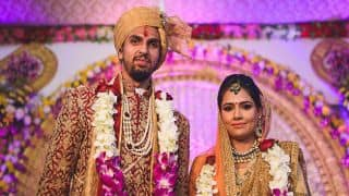 Ishant Sharma-Pratima Singh wedding in pictures: Dhoni, Yuvraj grace occasion with their presence