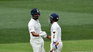 1st Test: Cheteshwar Pujara, Ajinkya Rahane power India's lead to 323