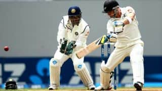 New Zealand on top against India on Day 1 of opening Test at Auckland