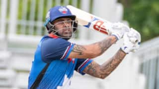GT20: Manpreet Gony's aggressive inning help Yuvraj Singh's Toronto Nationals beat Edmonton Royals by 2 wickets