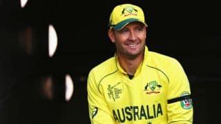 India vs Australia: Michael Clarke backs visitors' fast bowlers