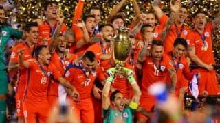 Gonzalo Jara: Chile should eye FIFA World Cup 2018