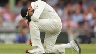 कप्तान विराट कोहली बोले- नॉटिंघम टेस्ट तक फिट हो जाउंगा