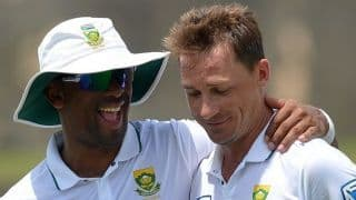 1st Test, Day 2: South African bowlers have Sri Lanka on the run