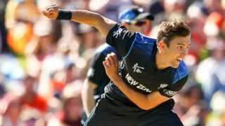 विश्व कप में हैट्रिक लेने वाले न्यूजीलैंड के पहले गेंदबाज बने ट्रेंट बोल्ट