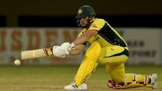 Aaron Finch's heroics in vain as South Africa trounce Australia by 47 runs in Tri-Nation Series, Match 3 at Guyana